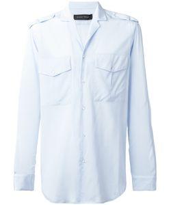 Christian Pellizzari | Chest Pockets Shirt Size 50