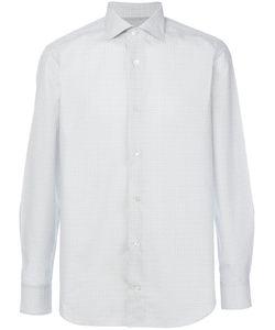 Eleventy | Рубашка С Мелким Узором