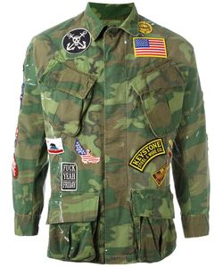 HTC Hollywood Trading Company | Military Jacket Size Small Cotton