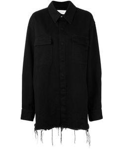 Marques Almeida | Marquesalmeida Long Denim Jacket Small Cotton