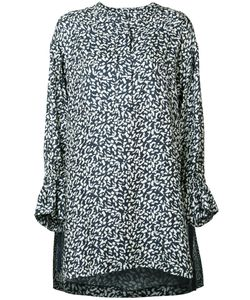 Victor Alfaro | Abstract Print Tunic 2 Silk
