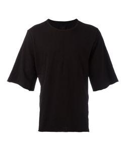 THOM KROM | Half Sleeve T-Shirt Large Cotton