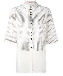 Damir Doma | Patterned Blouse Size Medium