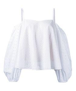 ANNA OCTOBER | Блузка С Открытыми Плечами