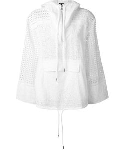 Markus Lupfer | Patchwork Embroidery Mia Windbreaker
