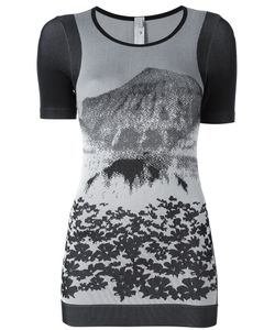 Adidas By Stella  Mccartney | Adidas By Stella Mccartney Run Long T-Shirt Small