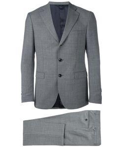 Tonello | Jacquard Business Suit Men