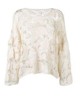 See By Chloe | See By Chloé Open Knit Jumper Size Medium