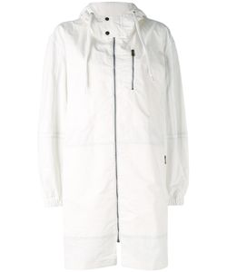 Tomas Maier | Zip-Up Raincoat Size