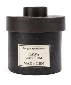 Mad Et Len | Bougie Apothicaire Kawa Cofféum Candle