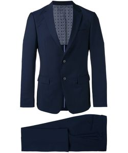 Z Zegna | Two Piece Suit 50 Virgin Wool/Mohair/Cupro
