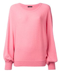 Roberto Collina | Billowing Sleeve Jumper