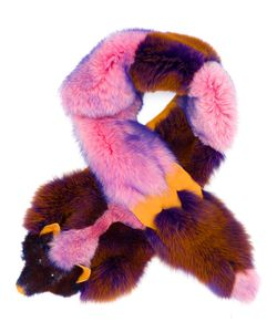 Liska | Fur Scarf Women One