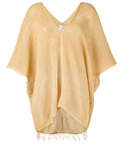 Forte Forte | Cropped Sleeve Trapeze Sweater