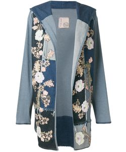 Antonio Marras | Embroidered Denim Jacket