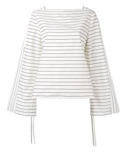 Tibi | Striped Shirt 6