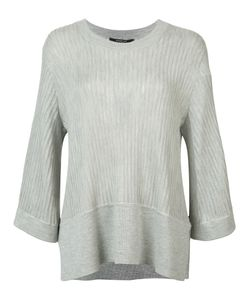 Derek Lam | Ribbed Shift Knitted Blouse