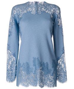 Ermanno Scervino | Lace Insert Top