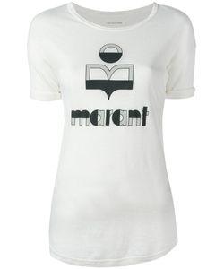 Isabel Marant Étoile | Logo Print T-Shirt Xs Linen/Flax