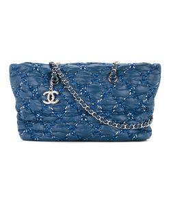 Chanel Vintage | Стеганая Сумка На Плечо С Цепочкой Paris Byzance Cc