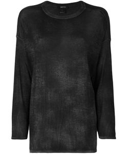 Avant Toi   Relaxed Fit Knitted Top Women