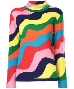 Mira Mikati | Wave Pattern Knit Top Women