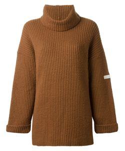 KRIZIA VINTAGE | Roll Neck Sweater 40