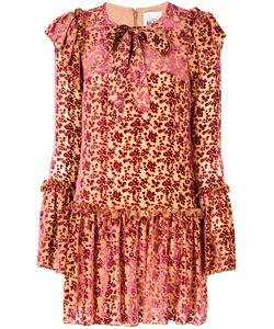 Si Jay | Print Dress Women