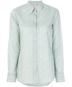 Ines De La Fressange | Embroidered Fitted Shirt Women