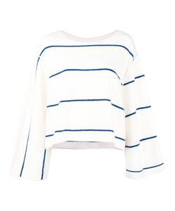 DUSAN | Striped Fla Jumper Cashmere