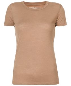 MAJESTIC FILATURES | Short Sleeve Knitted Top Women