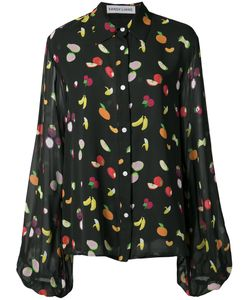 Sandy Liang | Fruit Print Blouse Women