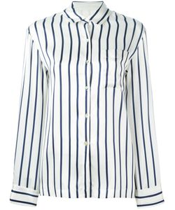 ASCENO | Modern Pyjama Shirt Medium Silk