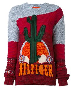Hilfiger Collection | Cactus Motif Jumper