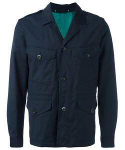 Paul Smith | Military Jacket Medium Cupro/Wool