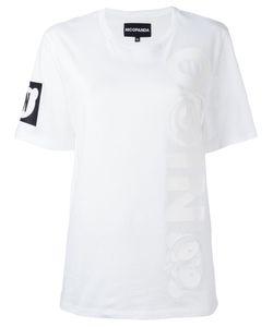 NICOPANDA   Logo Print T-Shirt M