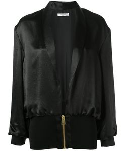 Lanvin | Шелковая Куртка-Бомбер