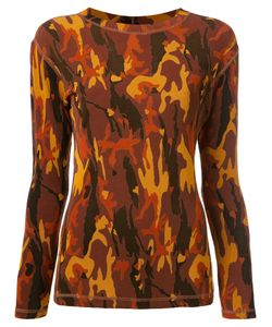 JEAN PAUL GAULTIER VINTAGE   Camouflage T-Shirt Size