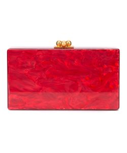 EDIE PARKER | Marbled Effect Clutch