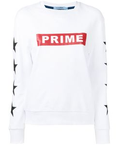 GUILD PRIME | Logo Print Sweatshirt 34 Cotton