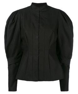 Dries Van Noten | Puffed Sleeve Blouse Size