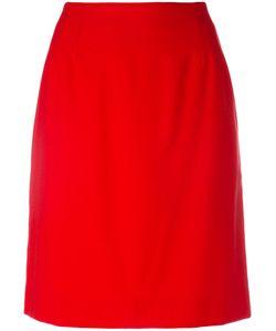 CLAUDE MONTANA VINTAGE | A-Line Skirt