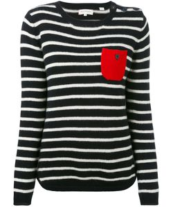Chinti And Parker | Cashmere Striped Sweater