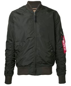 Alpha Industries | Arm Pocket Bomber Jacket Medium
