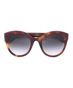 Gucci Eyewear | Rounded Tortoiseshell Sunglasses Size