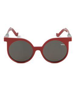 VAVA | Wl001 Round Sunglasses Women One