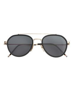 Thom Browne | Aviator Sunglasses Size