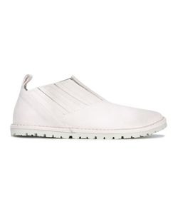 Marsell | Marsèll Stretch Leather Slip-On Trainers Size 37