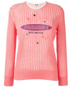 Kenzo | Paradise Jumper Xs Cotton/Viscose/Polyester