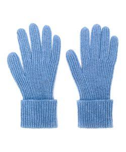 N.PEAL | Перчатки Ребристой Вязки